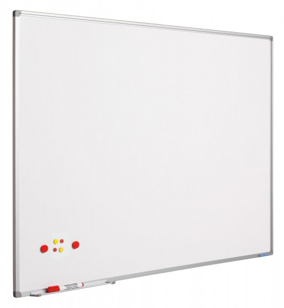Whiteboard SMIT VISUAL Softline, lackiert
