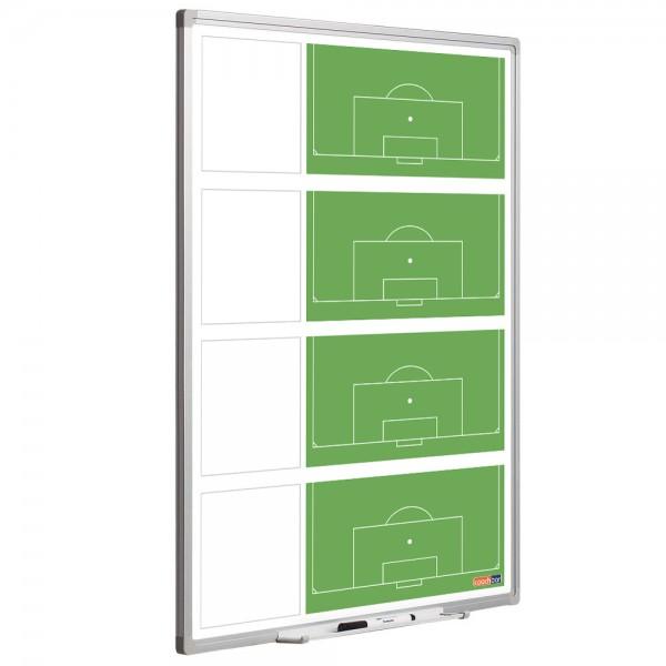 Fußballtafel Smit Visual, 4 x Sechzehner