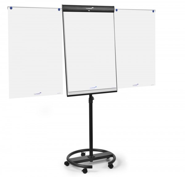 Flipchart Legamaster Triangle Universal mobil