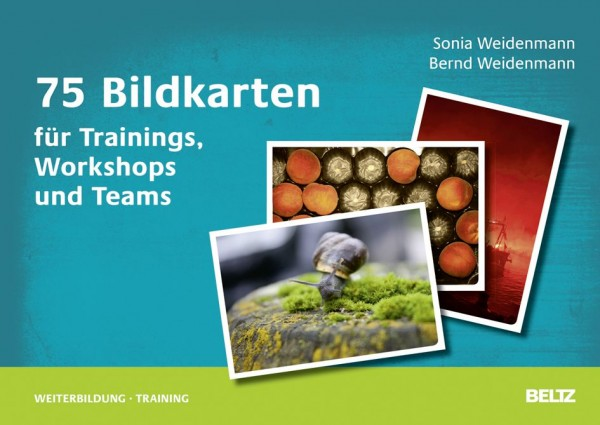 75 Bildkarten für Trainings, Workshops und Teams