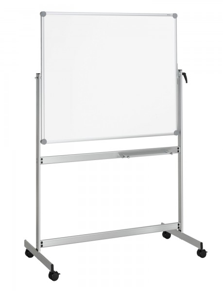 Whiteboard-Drehtafel MAUL Revolve, mobil