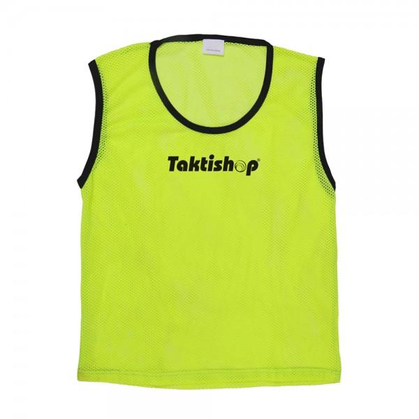 Trainingsleibchen Taktishop, Größe Junior